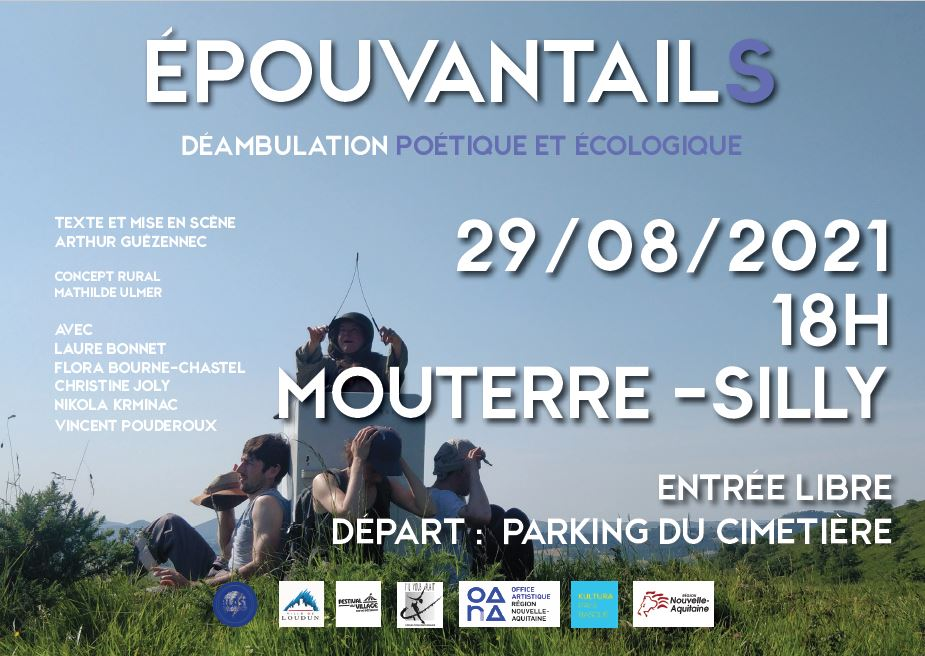 Read more about the article SPECTACLE «EPOUVANTAILS»